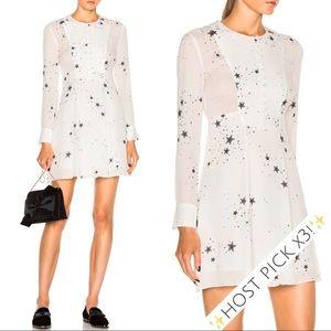 ✨HPx3!✨ NWT A.L.C. Star Print Dress